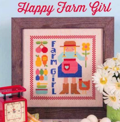It's Sew Emma ~ Happy Farm Girl