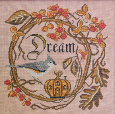 Cottage Garden Samplings ~ Autumn Dream - Songbird's Garden Series Part 11