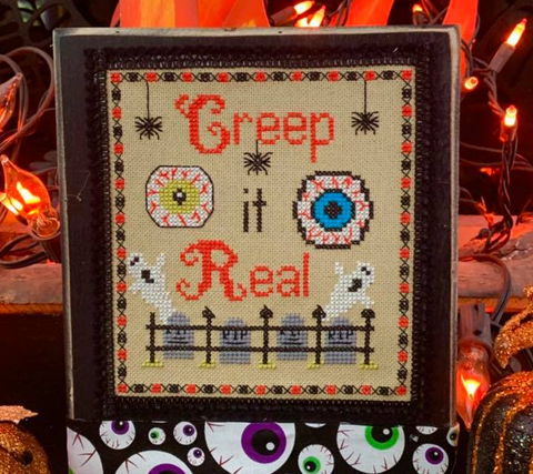 Pickle Barrel Designs ~ Creep It Real