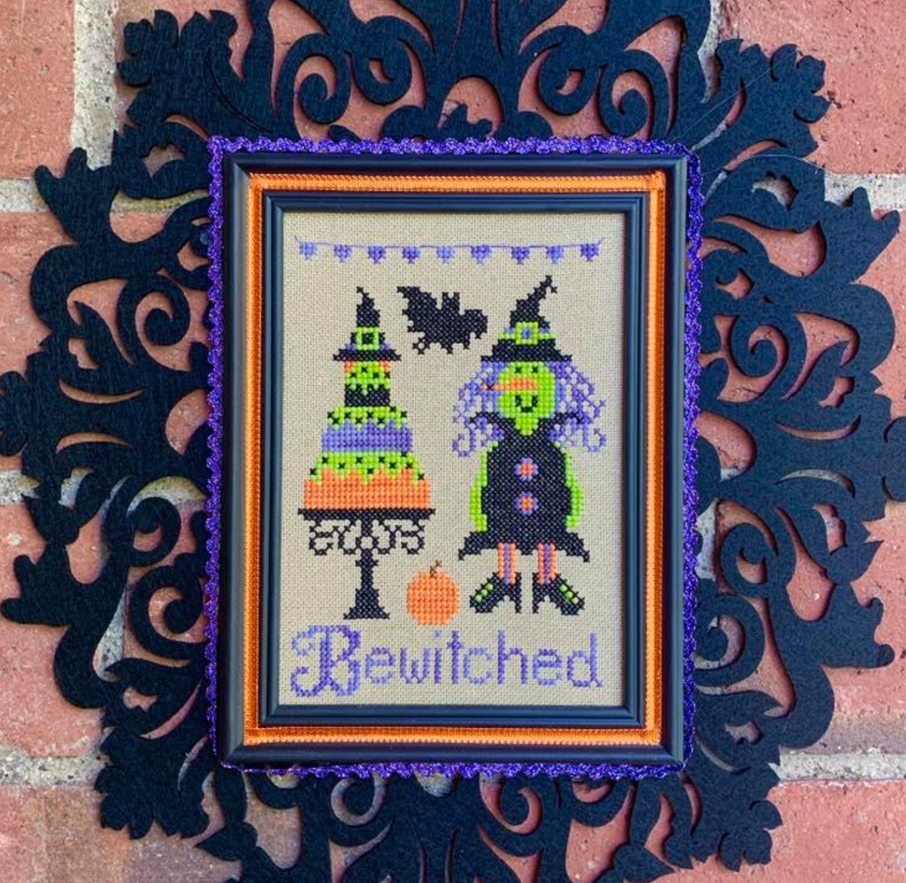 Pickle Barrel Designs ~ Bewitched