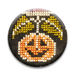 Hands On Design ~ Jack-O-Lantern Junction Farm - Chalk On The Farm Needle Nanny - CHOICE OF 2