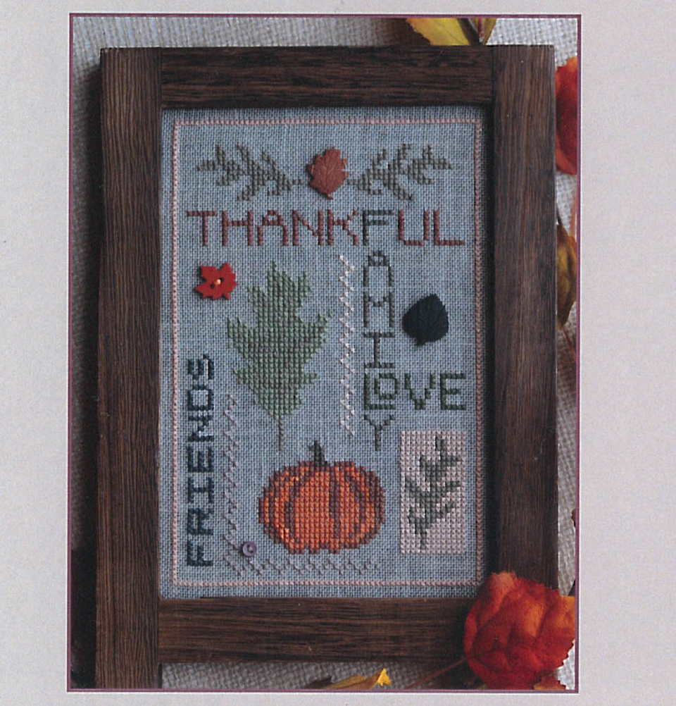 Annalee Waite Designs ~ Thankful Thoughts