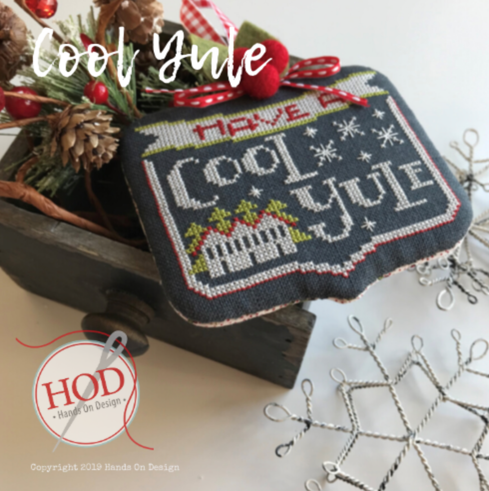 Hands On Design ~ Cool Yule