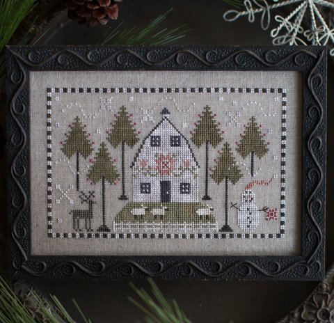 Plum Street Samplers ~ A Country Winter