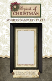 Lizzie Kate Charts ~ Spirit of Christmas Mystery 2017 - Part 3 NOW IN-STOCK!