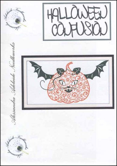 Alessandra Adelaide Needleworks ~ Halloween Confusion
