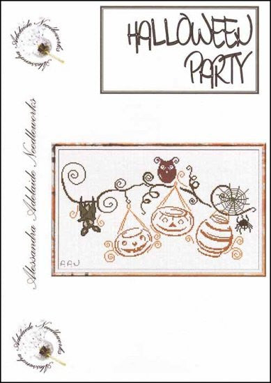Alessandra Adelaide Needleworks ~ Halloween Party