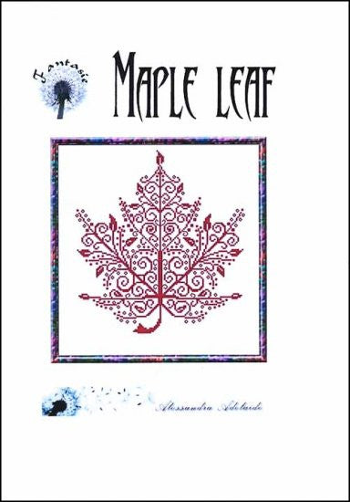 Alessandra Adelaide Needleworks ~ Maple Leaf