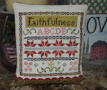 Abby Rose Designs ~ Faithfullness