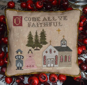 Abby Rose Designs ~ O Come All Ye Faithful