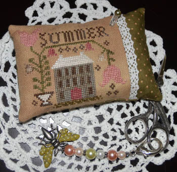 Abby Rose Designs ~ A Summer Pin Pillow