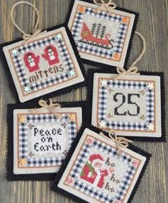 Annie Beez Folkart ~ Country Christmas 3