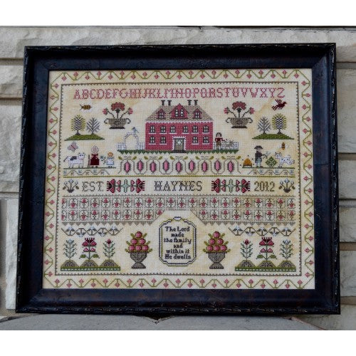 Annie Beez Folkart ~ The Haynes Sampler