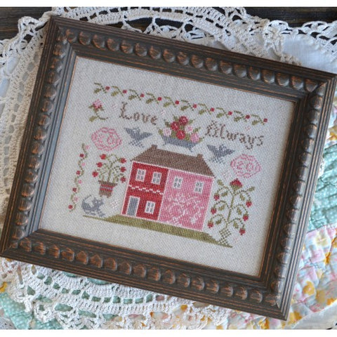Annie Beez Folkart ~ Love Always **Market Exclusive