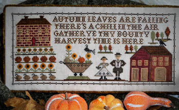 Abby Rose Designs ~ Gather Thee Thy Bounty