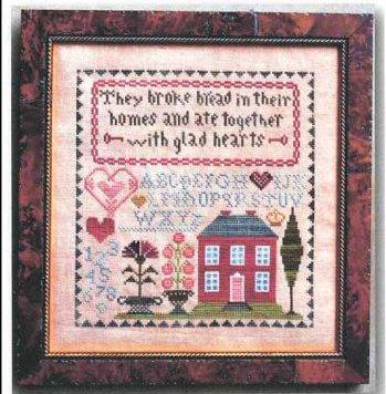 Abby Rose Designs ~ Glad Hearts