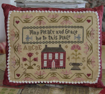 Abby Rose Designs ~ Plenty & Grace