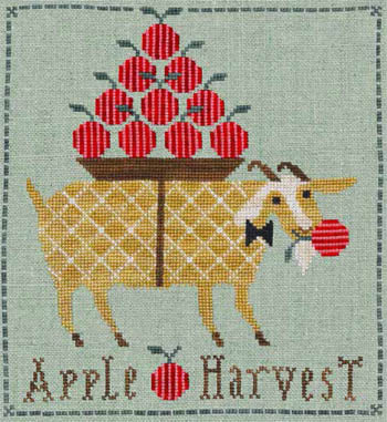 Artful Offerings ~ Giddy Goat Apple Harvest
