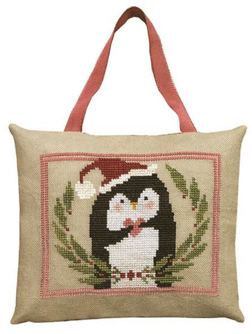Artful Offerings ~ Pinny Penguin's Heart of Christmas