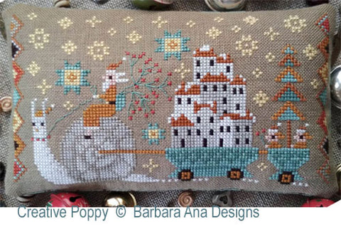 Barbara Ana Designs ~ Christmas Is Coming