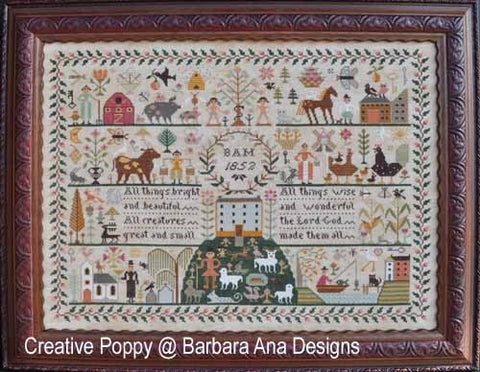 Barbara Ana Designs ~ All Creatures Great and Small