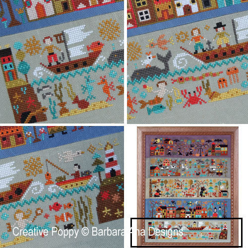 Barbara Ana Designs ~ A New World Part 5 ~ Over The Seas