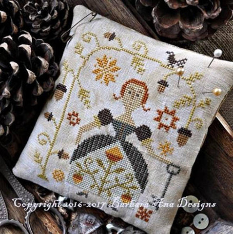 Barbara Ana Designs ~ Autumn Keeper