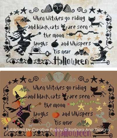 Barbara Ana Designs ~ Halloween