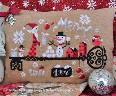 Barbara Ana Designs ~ Merry (Since…)