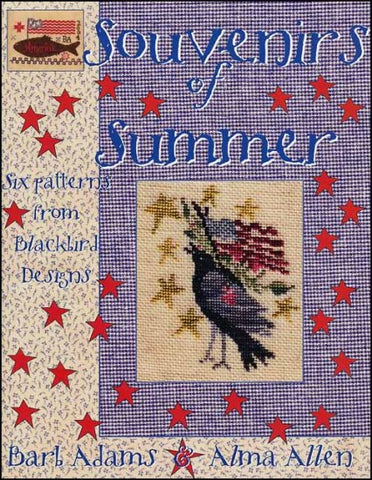 Blackbird Designs ~ Souvenirs Of Summer