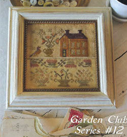 Blackbird Designs - Garden Club #12 ~ All In A Row