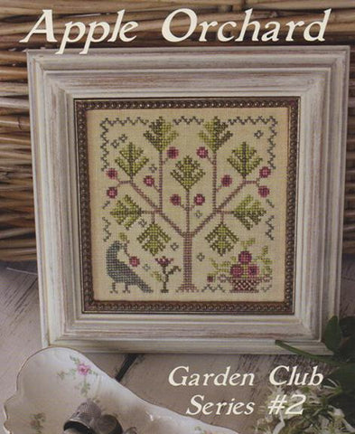 Blackbird Designs ~ Garden Club ~ Apple Orchard