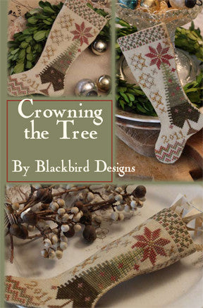 Blackbird Designs ~ Crowning The Tree