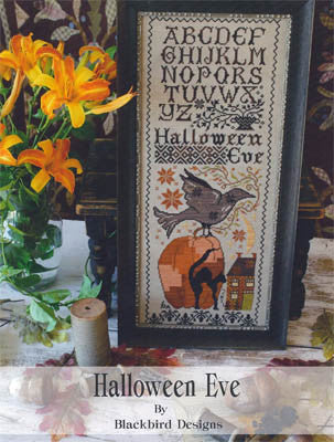 Blackbird Designs ~ Halloween Eve
