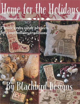 Blackbird Designs ~ Home for the Holidays