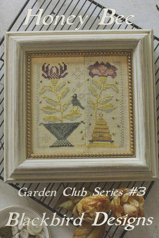 Blackbird Designs ~ Garden Club ~ Honey Bee