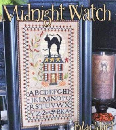 Blackbird Designs ~ Midnight Watch (REPRINT!)