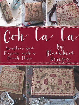 Blackbird Designs ~ Ooh La La