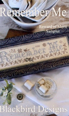 Blackbird Designs ~ Remember Me