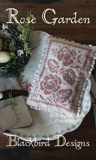 Blackbird Designs ~ Rose Garden