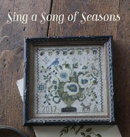 Blackbird Designs ~ Sing a Song of Seasons ~ #5 Loose Feathers For The Birds Series