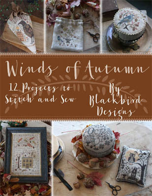 Blackbird Designs ~ Winds Of Autumn (12 projects)