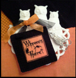 Blackberry Lane ~ Whoooo's There and Owl-o-ween (2 designs)
