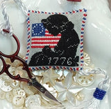 Blackberry Lane ~ Stitching for Liberty