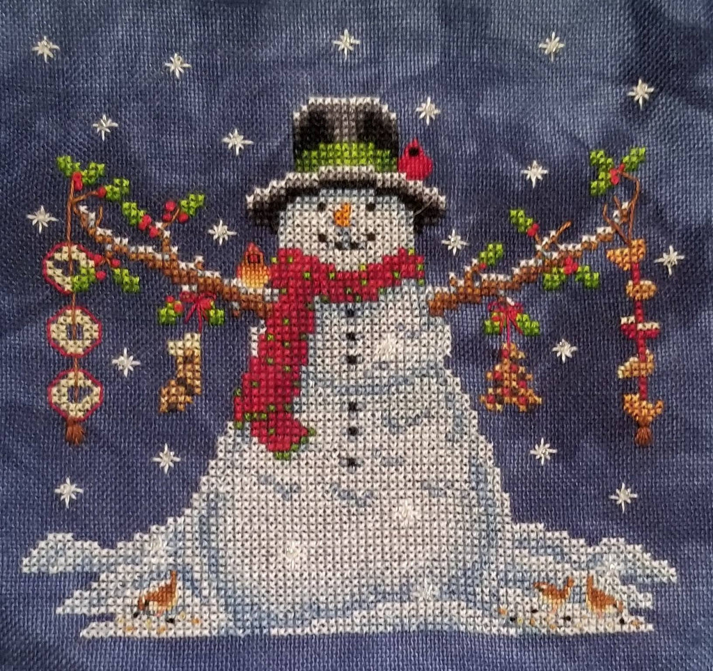 Blackberry Lane Designs ~ Welcome the Snow