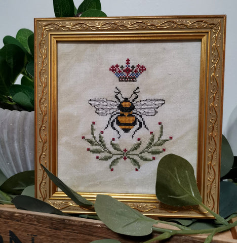 The Blackberry Rabbit ~ Queen Bee