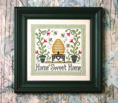 The Bee Company - Home Sweet Home w/embs