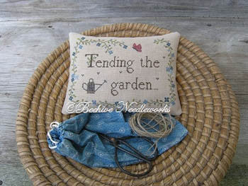 Beehive Needleworks ~ Tending The Garden