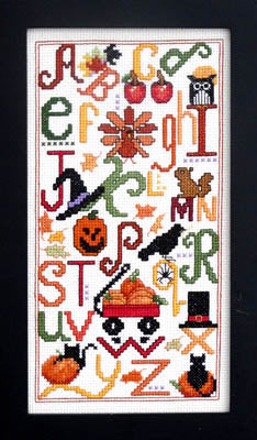 Bobbie G Designs ~ Autumn Sampler