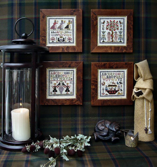 The Sampler Company ~ Biblical Miniatures